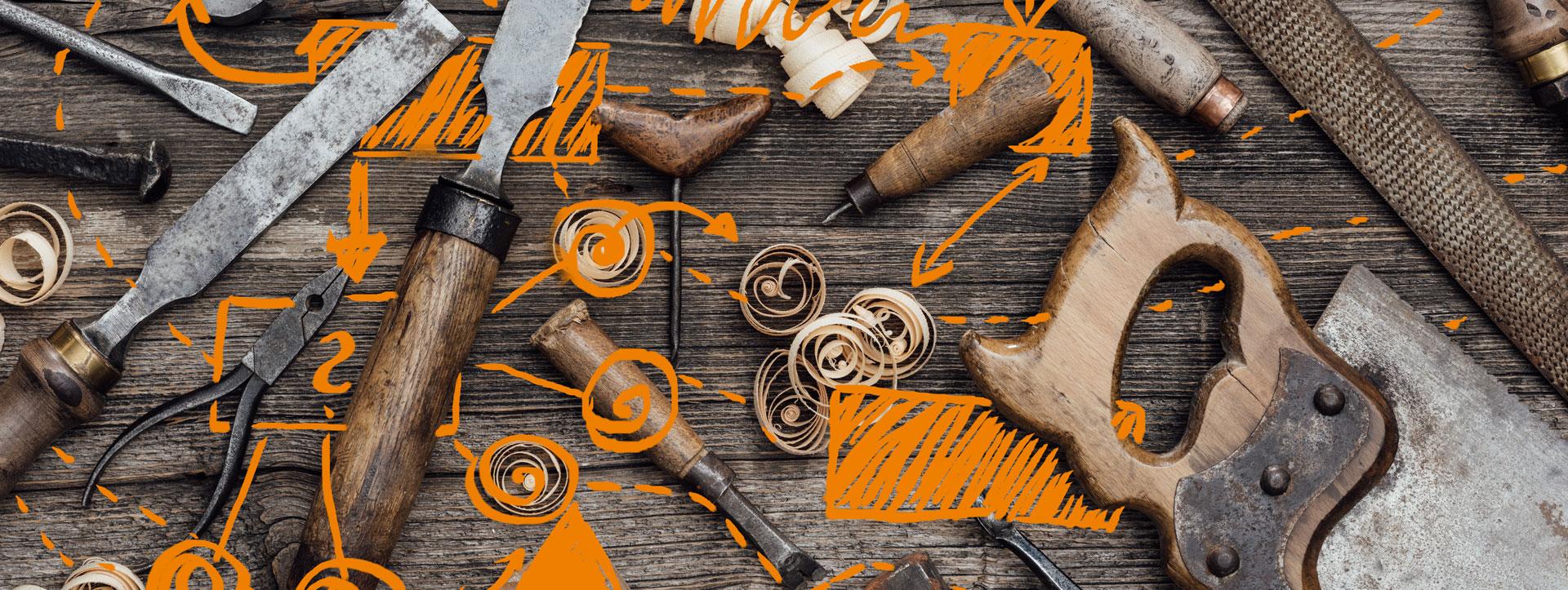 SOCIUS Seminar: OE Werkzeuge Mai