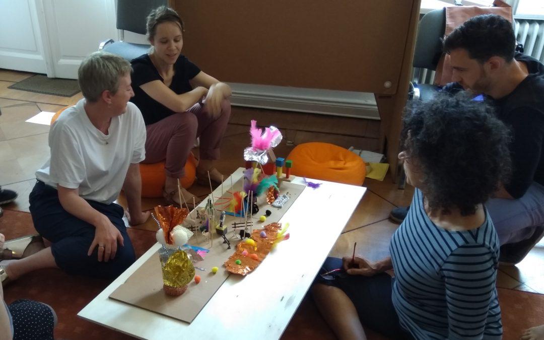 SOCIUS labor Bericht: Design Thinking – Mit den Händen denken