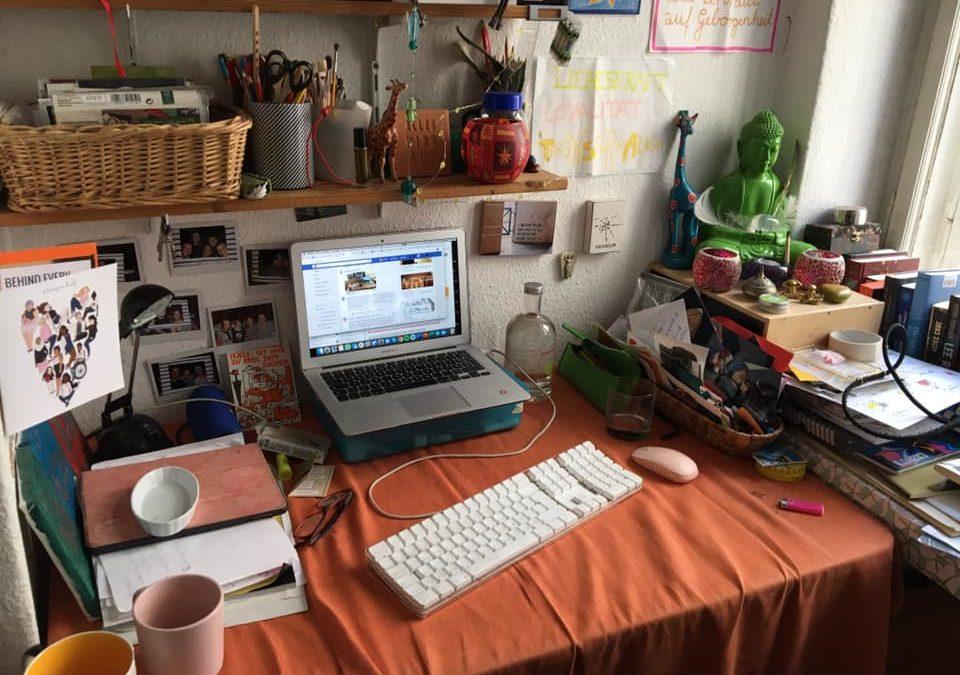 Homeoffice und online-meetings – 4 Punkte, die uns wichtig erscheinen