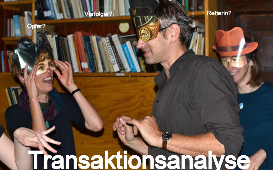 Transaktionsanalyse in Organisationen