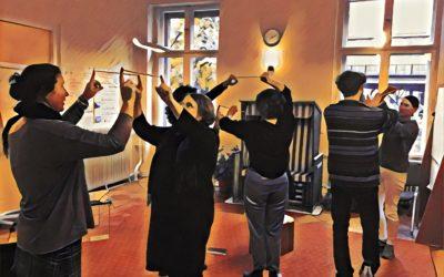 Einblicke in das SOCIUS Seminar Feministisch Führen