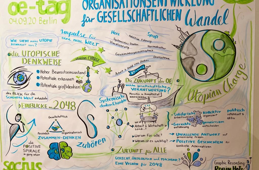 OE-Topien – das war der oe-tag 2020 live in Berlin