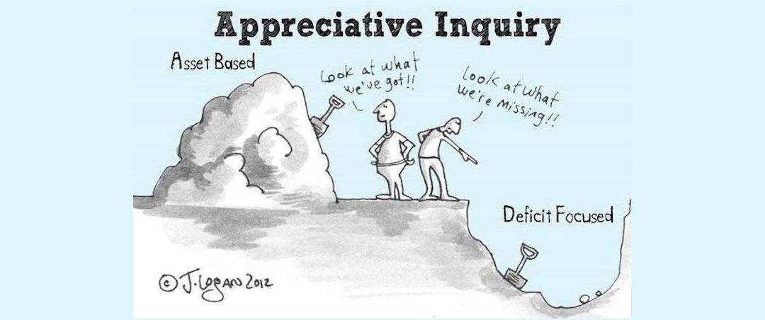The Power of Appreciative Inquiry – Wertschätzendes Erkunden